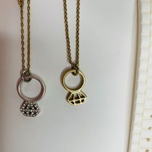 Juicy Couture Jewelry - Juicy Couture jewelry lot necklaces, watch, ring